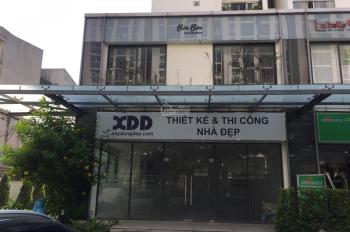 Cho thuê shophouse kinh doanh chung cư Bộ Công An, phường Bình An, quận 2