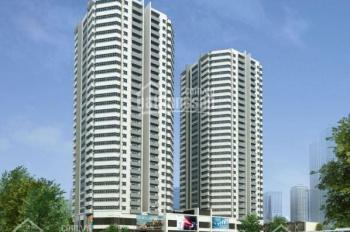 Cho thuê mặt bằng kinh doanh tầng 1 Chung Cư Cán Bộ Học Viện Quốc Phòng, quận Tây Hồ.