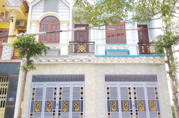 Bán nhà sổ hồng riêng ngay trung tâm Thủ Dầu Một, DT 6m x 24m, 3 PN