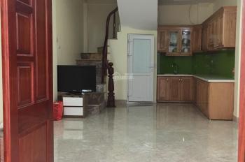 Bán nhà mới, ngõ 325 Kim Ngưu, Hai Bà Trưng 3,1 tỷ DT 45m2x5 tầng, ngõ vào rộng 2,8m