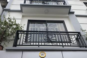 Bán nhà mới đẹp, cách mặt phố chỉ 20m, phố Lãng Yên Trần Khát Chân 3,5 tỷ DT 35m2x5 tầng