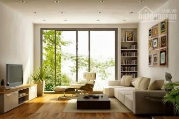 Cho thuê căn hộ 107 Trương Định, dt 80m2, 2pn, giá 17tr. LH Vũ 0909.588.313