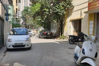 Bán nhà phân lô 6 tầng, mới tinh, Võng Thị, Tây Hồ, mặt ngõ thông, ô tô đỗ cổng, 46m2, 6.1 tỷ