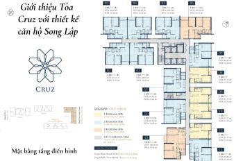 Chuyên bán CH Feliz En Vista 2PN, 3PN, 4PN và duplex giá tốt từ chủ đầu tư, LH 0979940549