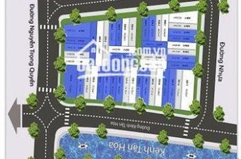 Mở bán đợt 1 đất MT Nguyễn Trọng Quyền, Kênh Tân Hóa, sổ riêng, sang tên. 0931412777