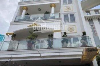 Bán nhà mặt tiền Lưu Nhân Chú - Phạm Văn Hai, P5, Tân Bình. DT: 4,75x12m, 5 lầu, giá rẻ: 9.5 tỷ TL
