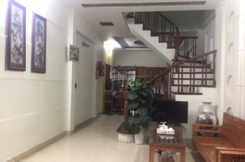 Bán nhà mặt ngõ KD oto 62m2 x5T lô góc giá 7,6 tỷ Nguyễn Khánh Toàn Quan Hoa Cầu Giấy