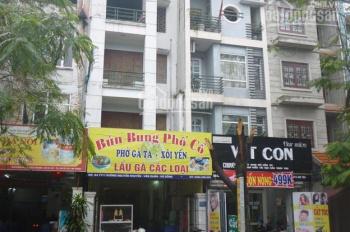 Cho thuê nhà MT Lạc Long Quân, Quận Tân Bình - Diện tích: 6x15m, gồm trệt, lửng, 1 lầu