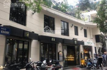 Cho thuê MP Trần Hưng Đạo, DT 320m2 x 3 tầng, MT 9m, thuê giá tốt /th, vị trí đắc địa, kd mọi mh