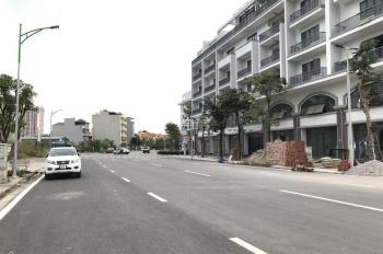 Bán gấp căn nhà liền kề 5,5 tầng mặt đường Phan Đăng Lưu, TP Hạ Long, Quảng Ninh