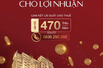 Chung cư Ciputra - Cam kết đầu tư cho thuê lên đến 470 tr/năm