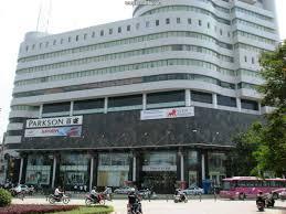 Cho thuê văn phòng tòa nhà Viet Tower số 1 Thái Hà DT từ 85m2 - 640 m2, giá hấp dẫn. LH 0981938681