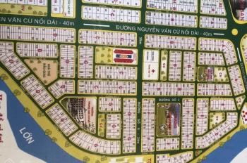 Bán 2 nền nhà phố Trung Sơn 5x20m đường Số 5, sổ hồng, giá rẻ 22 tỷ, LH 0866699088 Mr Bằng