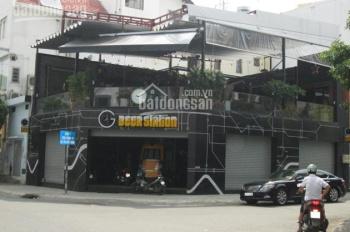 Cho thuê góc 2 MT đường Hoa Sứ, Q. Phú Nhuận, DT 8x20m, trệt 3 lầu, giá 80tr/th. LH: 0706.812302