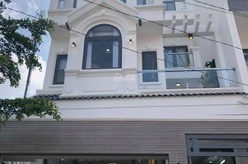 Biệt thự phố HXH 8m, Huỳnh Tấn Phát, DT: 6mx14m, 2 lầu, 4PN, phòng thờ, sân thượng, giá: 5,25ỷ