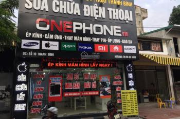 Chính chủ bán nhà mặt đường phố Thanh Bình, Hà Đông, 45m2, mặt tiền 6,3m. LH: 0983849590