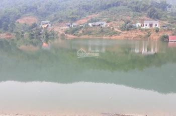 Bán đất làng nghỉ dưỡng view hồ - lưng tựa núi mặt hướng thủy tại Đông Xuân. LH 0866990503