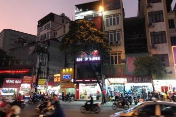 Cho thuê nhà 5 tầng lâu dài đường Nguyễn Trãi, Phùng Khoang, DT 35m2, mặt tiền 3m2, LH 0979164569