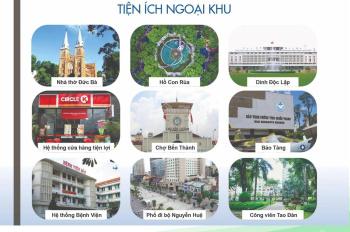 Bán nhanh căn Duplex Saigon Pavillon giá 12 tỷ, đầy đủ nội thất