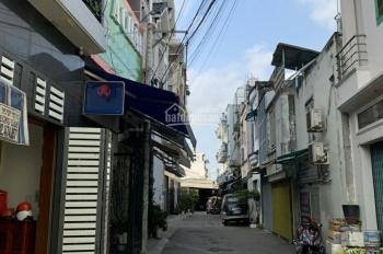 Bán nhà hẻm 5m Nguyễn Văn Lượng - Lê Đức Thọ, DT: 5x20m. Giá chỉ 5.5 tỷ TL 0915372779