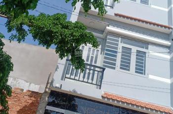 Bán nhà đường Bùi Thị Lùng, xã Thới Tam Thôn, Hóc Môn đúc một trệt, một lầu