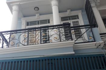 Bán nhà sổ hồng riêng phường Hiệp Bình Phước, Thủ Đức đúc một trệt, ba lầu