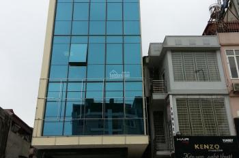 Bán nhà mặt phố Lê Văn Lương, 7T, MT 5m, thang máy, KD đỉnh, vỉa hè rộng, 15.8 tỷ. LH 0932666166