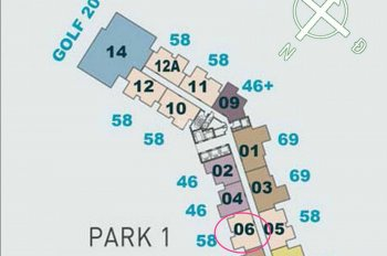 Bán căn hộ 58m2 Ecopark - Aquabay bao làm giấy  (giá cả thương lượng)