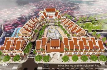 Shophouse 2 mặt tiền HOT nhất tại Lê Quang Đạo- Trung tâm Từ Sơn- Bắc Ninh (Đối diện chợ Giầu)