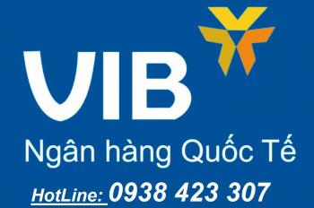 Tri ân vàng - ngập tràn ưu đãi ngân hàng QT VIB thanh lý 37 nền đất sổ riêng liền kề BX Miền Tây
