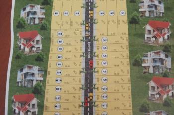 Bán gấp ngay 8 lô đất dự án mới ra sổ giá  F1 dự án mặt tiền đường Võ Văn Bích, LH 0909121363