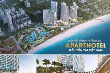 Bán căn hộ nghỉ dưỡng 5* tiêu chuẩn quốc tế tại Phan Rang Ninh Thuận, chỉ với 1,5 tỷ/ căn