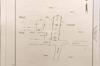 Bán nhà Mai Văn Vĩnh (vị trí đẹp sau căn mặt tiền) Q.7 - DT 4,05 x 13,8m - Giá 5 tỷ