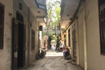 Bán nhà phố Nguyễn Viết Xuân, 34m2, 4 tầng, mặt tiền 6m, ô tô đỗ cửa. Giá 4 tỷ