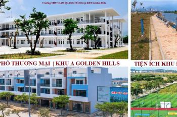 Chính chủ gửi bán đất Golden Hill MT Nguyễn Tất Thành nối dài, DT 120m2, giá 3,1 tỷ, LH 0931978968