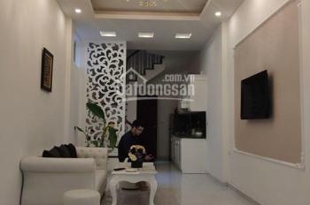 Nhà đẹp tự xây Ba Đình, Đội Cấn 5 tầng, 2 mặt thoáng tặng gói nội thất 100 triệu