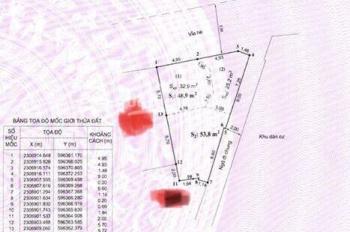 Bán nhà mặt Phố Cát Dài, Lê Chân, Hải Phòng. DT: 102m2*1 tầng. Giá 12 tỷ