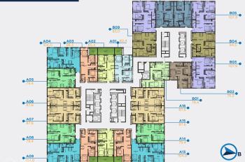 Bán suất ngoại giao chung cư BID Residence Tố Hữu, khu đô thị Văn Khê, Hà Đông, Hà Nội