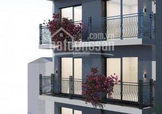 Cho thuê tòa căn hộ 8 tầng, gồm 20 căn hộ, vị trí trung tâm đường Tây Hồ, Quảng An, Hà Nội