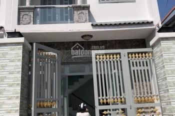Nhà ở ngay chợ Long Thượng, sổ hồng riêng chính chủ, 1 trệt 1 lầu, giá 100% chỉ 1,35 tỷ
