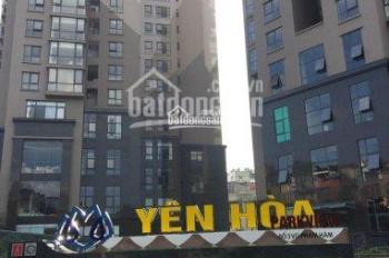 Chung cư E4 Yên Hòa (Vũ Phạm Hàm) bán căn 3PN duy nhất, DT 120m2,giá chỉ 34,5tr/m2.Lh 0396993328