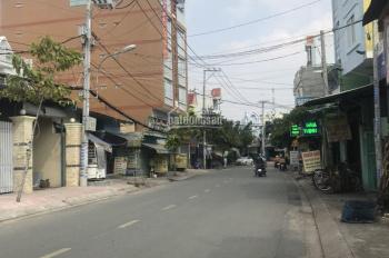 Bán nhà mặt tiền Nguyễn Văn Quá, P. Đông Hưng Thuận. DT: 4x25m, 3 lầu st , 10.5 tỷ, LH:0903322257