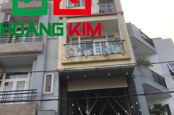 Cho thuê nhà mới MT Nguyễn Hồng Đào, P. 14, 1T4L, 4x15m, HK