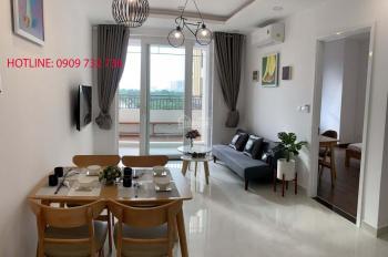 Nhà cực đẹp Sài Gòn Mia tầng 5 có vườn treo, view hồ bơi cực đẹp, giá chỉ 2,7 tỷ. 0909 732 736