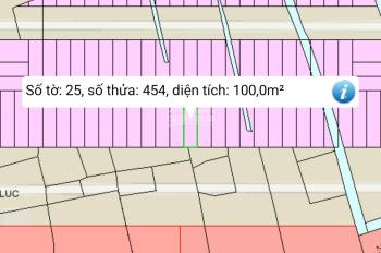 100m2, 5x20, mặt tiền đường 28m, dự án Lavender Tín Khải, sổ riêng, thổ cư 100%, lh 0974.682.241