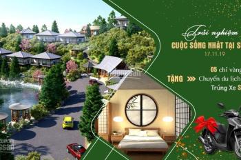 Chuyển nhượng 2 căn Biệt thự Ohara Lake view  ngoại giao giá tốt , bùng nổ quà cực khủng tháng 11