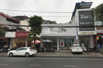 Bán nhà mặt phố Lương Ngọc Quyến, đối diện Vincom Thái Nguyên, 0911845548