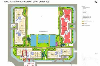 Ký mới, chênh thấp Shop chân đế tòa S2.05 dự án, Vinhomes Smart City. LH: 0916454988