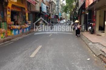 Cho thuê nhà 3 tầng mặt đường Nguyễn Huy Tưởng, Thanh Xuân, Hà Nội