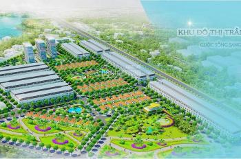 Đất nền dự án khu dân cư Trần Hưng Đạo, thành phố Hải Dương. Giá từ 19,5 tr/m2